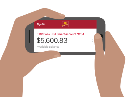 Apply Online | CIBC Bank USA Smart Account | CIBC Bank USA